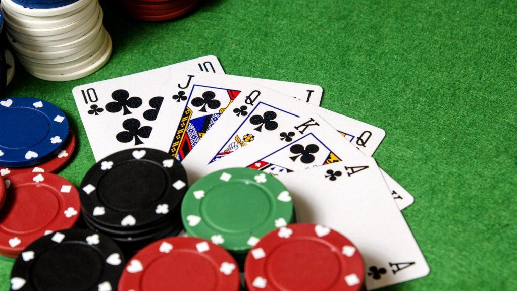 Jenis Poker Draw Permainan Poker yang Sebenarnya