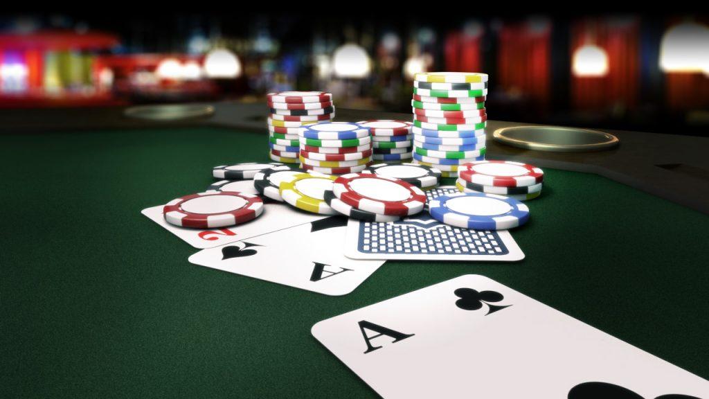 Cara menyimpan untuk memainkan poker online dari uang aslinya