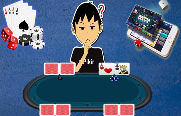 Download Aplikasi Poker dan Cara Membaca Lawan